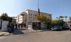 إقفال دائرة تنفيذ قصر العدل في صيدا مستمر وارتفاع حالات كورونا إلى 4