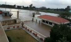 النشرة: معظم بلدات عكار تعاني من انقطاع التيار الكهربائي بسبب العواصف