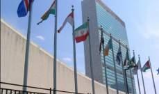 الأمم المتحدة: 10 آلاف فلسطيني اضطروا للرحيل عن منازلهم بغزة جراء الهجمات