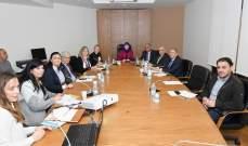 لجنة المرأة والطفل استمعت الى عرض شؤون المرأة حول الخطة الوطنية