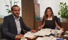 عبد الصمد تسلمت من رئيس نوبل للتميز العربي دعوة للمشاركة بحملة التنمية البيئية
