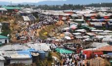الاتحاد الأوروبي وافق على تمويل قدره 2.2 مليون دولار لإغاثة الروهينغا ببنغلاديش