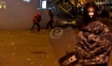 الدفاع المدني: استمرار عمليات نقل الإصابات من وسط بيروت إلى مستشفيات المنطقة