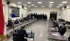 مجلس الأمن الفرعي في الجنوب قرر التشدد في تطبيق قرارات التعبئة العامة