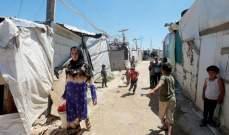 النشرة: احتراق عدد من خيم النازحين السوريين في الطيبه بسبب احتكاك كهربائي