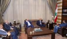 مصادر القوات للـNBN: جعجع أبلغ الحريري أنه سيكون إلى جانبه لإبقاء دينامية التأليف قائمة
