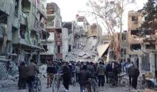 الوطن السورية: 3 آلاف مواطن قدموا طلبات للعودة إلى مخيم اليرموك