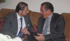 كرامي:نهنئ حواط واللبنانيين بتنفيذ قرار استعادة الدولة ادارة شركة تاتش