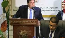 سقلاوي: مقرّرات دوليّة تهدّد قطاع التبغ واليد العاملة المنخرطة فيه