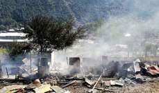 10 قتلى بقصف مدفعي متبادل بين الجيشين الهندي والباكستاني عبر الحدود بين شطري كشمير