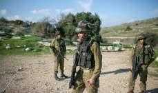 الجيش الإسرائيلي أعلن أنه أحبط تهريب أسلحة من لبنان إلى إسرائيل