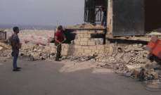 النشرة: الوضع الامني في مخيم المية ومية حذر والمدارس أقفت أبوابها