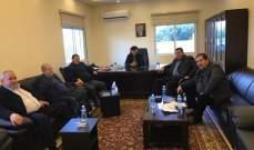 رؤساء اتحادات بلديات عكار طالبوا بدفع المستحقات البلدية من الصندوق المستقل