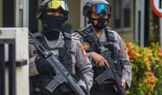 الشرطة الإندونيسية أعلنت القضاء على زعيم جماعة تابعة لداعش