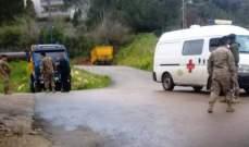 الاشتباه بقنبلة يدوية موضوعة على شاحنة في رومية تبيّن انها دخانية