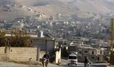 النشرة:النصرة اطلقت النار على المفاوض بقضية اعادة النازحين بعرسال الى سوريا