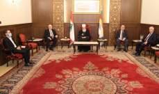 نعيم حسن: ليخرج المسؤولون عن إدارة البلاد من نفق التعطيل