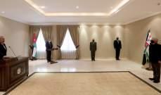 تعيين سمير المبيضين وزيرا للداخلية في الأردن خلفا لسلفه توفيق الحلالمة