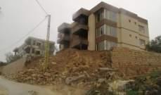 النشرة: انحسار العاصفة في منطقة حاصبيا مع انخفاض بدرجات الحرارة
