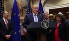 ترامب:التخطيط لتفجير سفارتنا في العراق أحد أسباب قتل قاسم سليماني