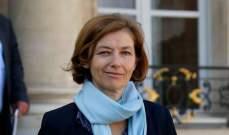 وزيرة الجيوش الفرنسية: ليبيا أضحت ساحة تتنافس بها قوتان أجنبيتان وهذا سيئ لأوروبا