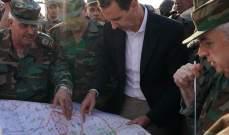 الأسد: أردوغان لص سرق المعامل والقمح والنفطوهو اليوم يسرق الأرض