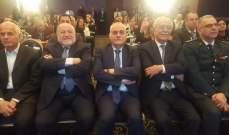 جبق ممثلا الرئيس عون: أدعو العاملين في صناعة الدواء في لبنان الى تكثيف هذه الصناعة