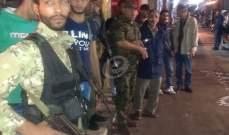 النشرة: توقيف ارهابي بصيدا بعد نقله لمستشفى الراعي اثر اشتباكات شاتيلا