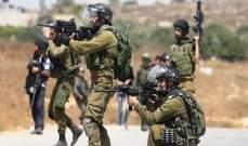 مقتل فلسطيني برصاص القوات الإسرائيلية خلال مواجهات في الضفة الغربية