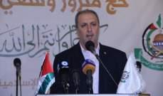 جهاد طه: لاتخاذ موقف عربي وإسلامي موحد لتعزيز صمود الشعب الفلسطيني