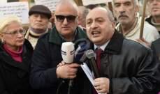 لجان المستأجرين في لبنان يطالبون الحريري بوقف قانون الايجارات في المجلس النيابي
