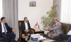 أبو فاعور دعا الصناعيين لإستعادة الثقة بأنفسهم: الصناعة اللبنانية دخلت مرحلة جديدة