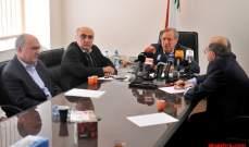 المجلس الوطني للاعلام : للامتناع عن بث أخبار تخدم الحرب النفسية للعدو ضد لبنان