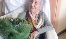 شفاء معمّرة إسبانية تبلغ 113 عاما بعد إصابتها بفيروس كورونا
