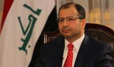 الجبوري: العراق يعيش اليوم صراعاً بين دعاة بناء الدولة ودعاة اللادولة