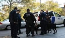 مقتل رجل أسود على يد الشرطة الاميركية في واشنطن