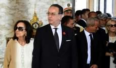 وفاة أرملة الرئيس الراحل الباجي قايد السبسي