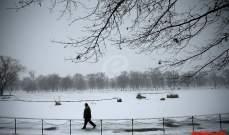 إرتفاع عدد ضحايا الثلوج في أفغانستان وباكستان إلى أكثر من 110