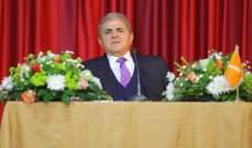 بيار رفول: مرتاحون أمنيا ويجب أن نركز على العمل الإقتصادي