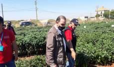 مرتضى: ندعو المزارعين لجولة ثانية من تقديم الطلبات للمشروع الأخضر