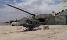 الجيش: نواصل عمليات رش المبيدات في اللبوة بإطار مكافحة الجراد
