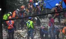 ارتفاع ضحايا زلزال المكسيك لـ273 قتيلا واستمرار البحث عن ناجين