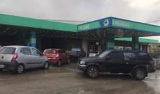 النشرة: أزمة بنزين ومازوت في الهرمل وازدحام للسيارات أمام المحطات