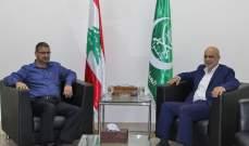 حمود وأبو زهري: لدعم الموقف الفلسطيني الموحد وإعطاء الفلسطينيين حقوقهم