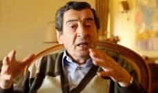 الفرزلي زار الحريري في بيت الوسط وناقشا الأوضاع العامة
