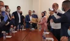 مرتضى بدأ جولة في محافظة عكار: سنسعى لرفع الحرمان التاريخي عنها