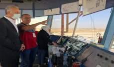 وزير النقل السوري: أولى رحلات مطار دمشق غدا إلى القاهرة