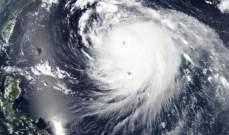 إعصار يعرقل عمليات البحث عن ناجين من غرق سفينة قبالة سواحل اليابان