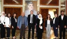 رامبلنغ بعد لقاء بهية الحريري: بريطانيا تدعم اللبنانيين في مواجهة الظروف الإقتصادية الصعبة