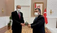 حسن: الظروف الدقيقة التي يمر بها لبنان تدفعه للتوجه نحو الدول الصديقة
